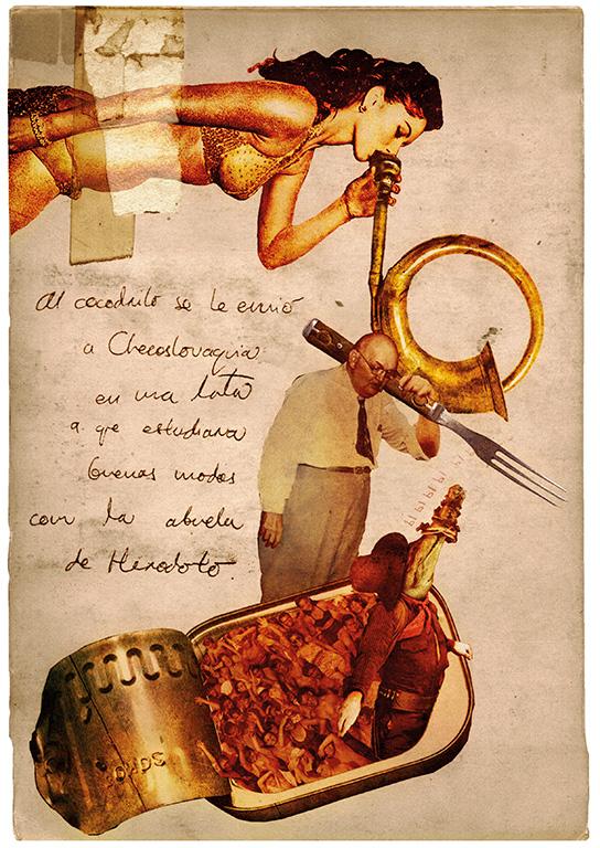 06 - Nuncio Casanova - Once there was a giraffe